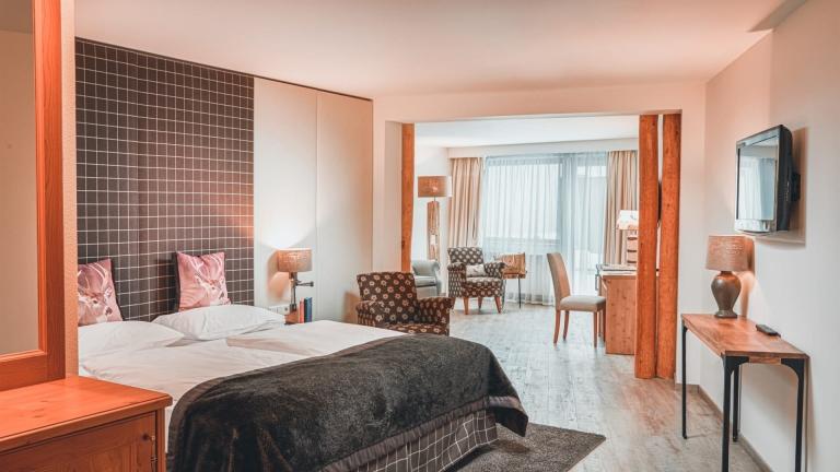 Alpenhaus Kaprun - Alpenhwohnen.L - Junior Suite