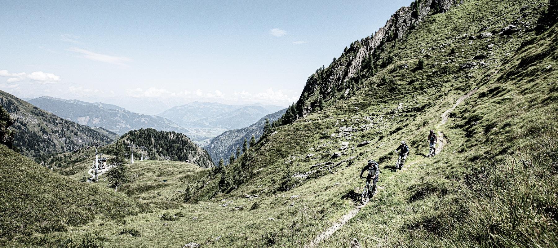 Alpenhaus Kaprun - Radfahren - Bike in Österreich