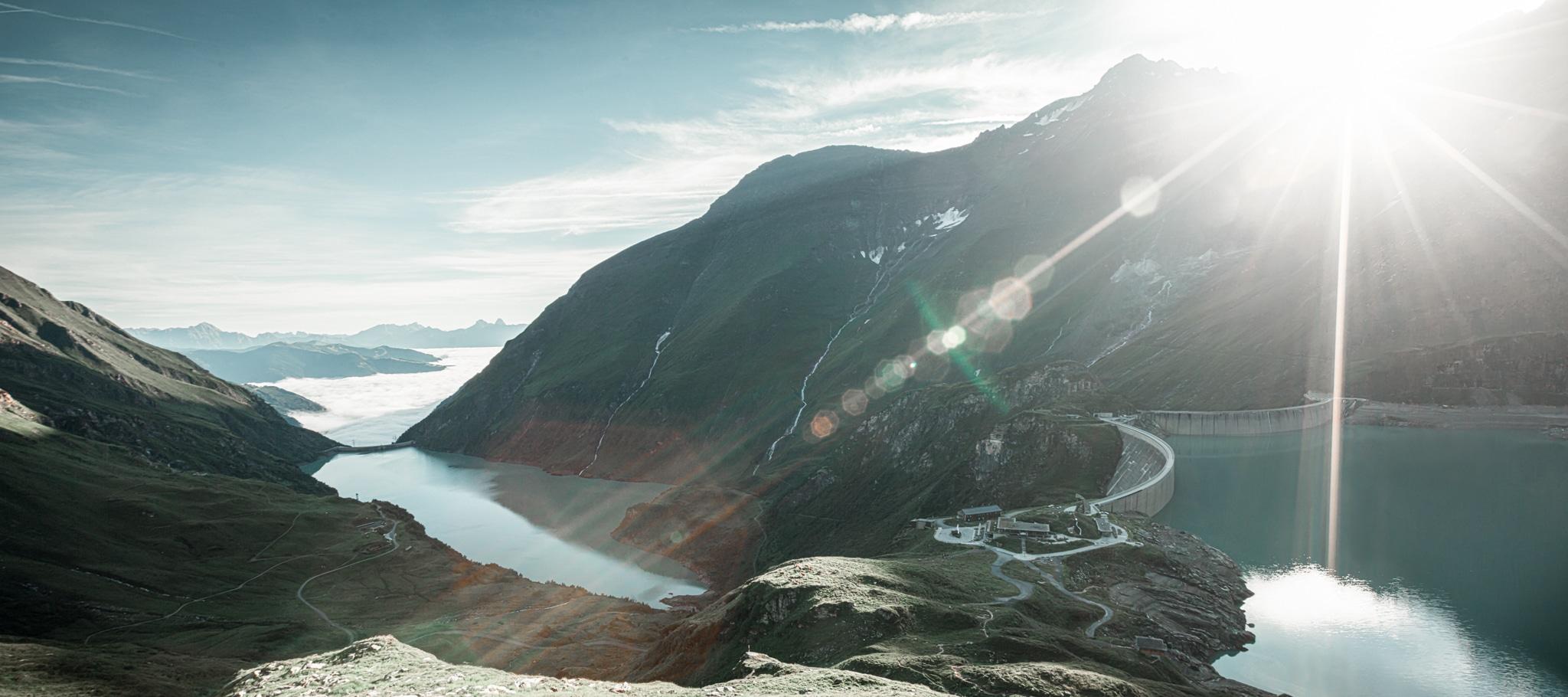 Alpenhaus Kaprun - Alpiner Lifestyle - Berge, See, Gletscher - Urlaub im Salzburger Land