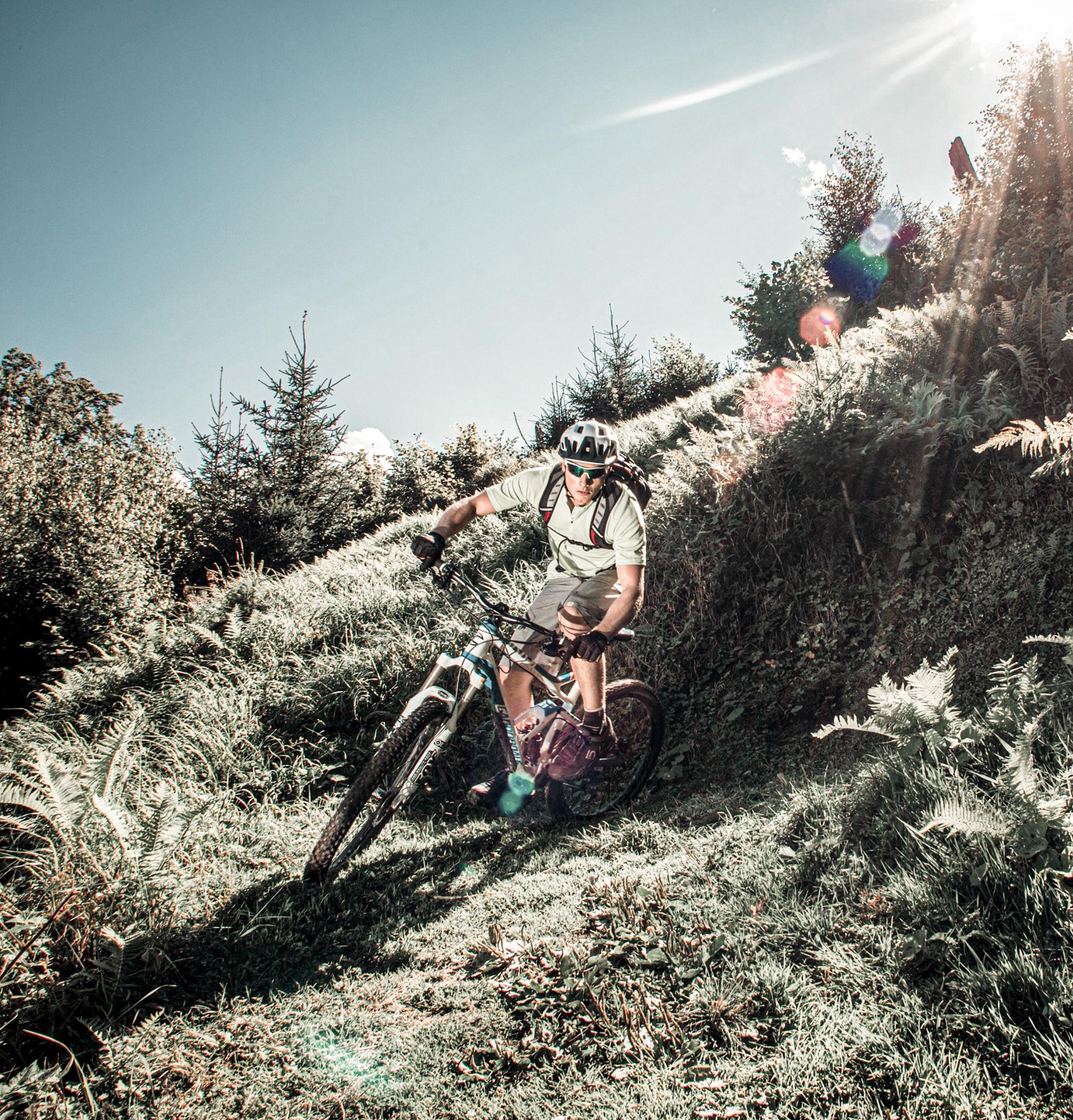 Alpenhaus Kaprun - Rad Urlaub -Bike Holiday