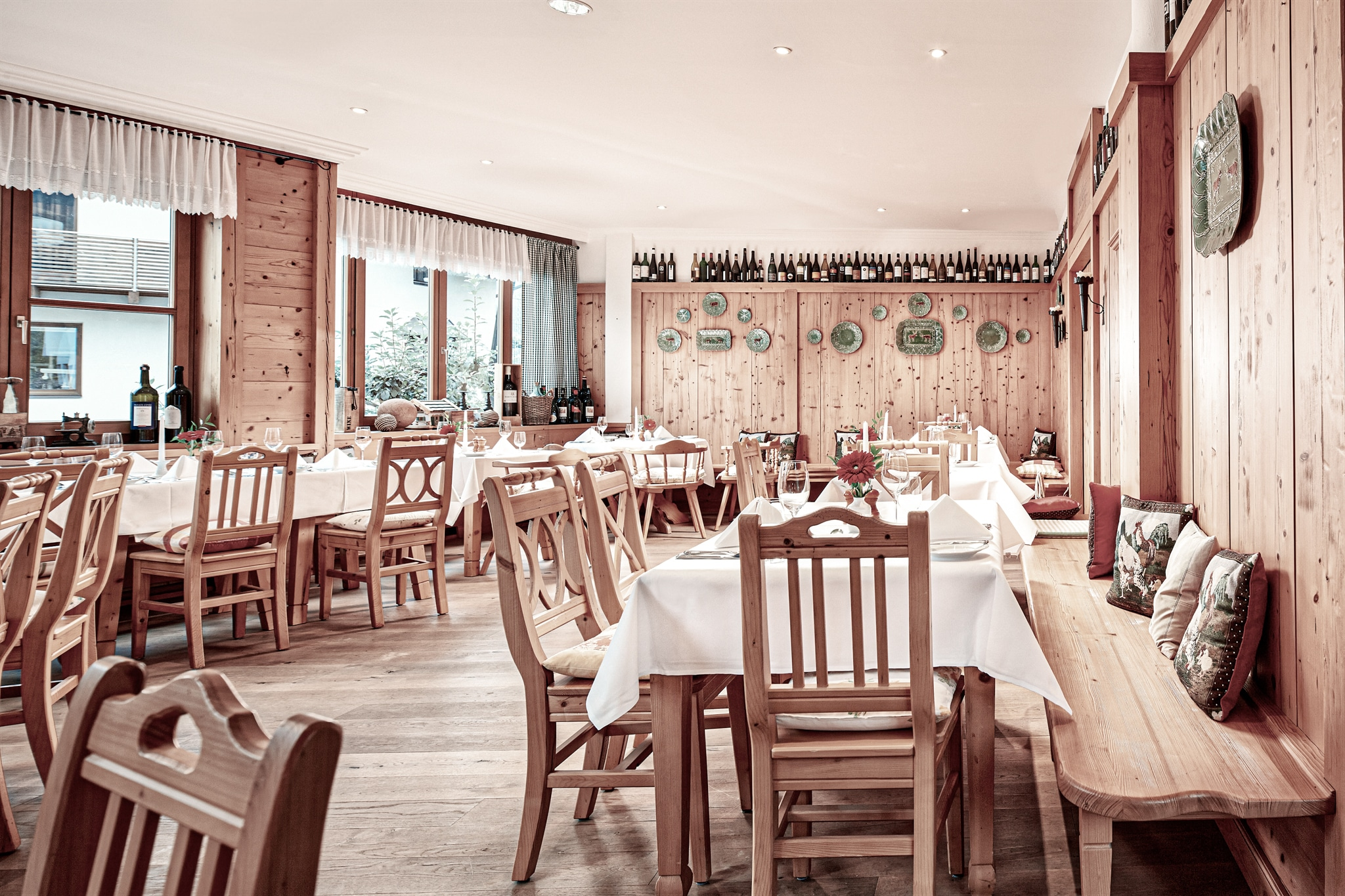 Alpenhaus Kaprun - Restaurant - Stuben