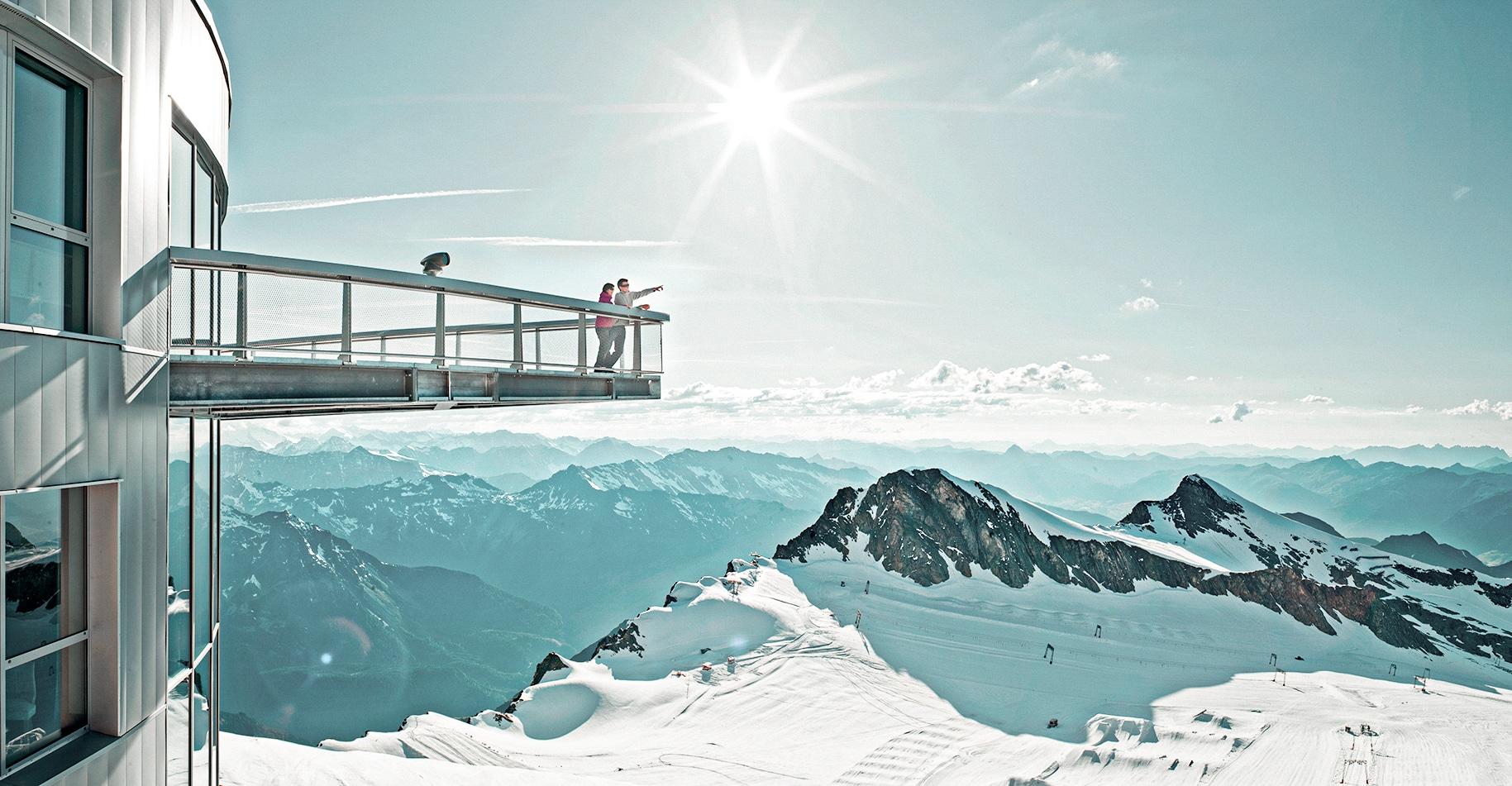 Alpenhaus Kaprun - Gletscher, Kitzsteinhorn, Zell am See Kaprun